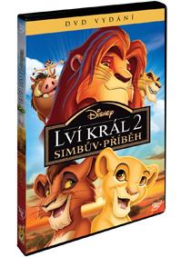 Lví král 2: Simbův příběh DVD