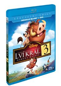Lví král 3: Hakuna Matata Blu-ray+DVD (Combo Pack)