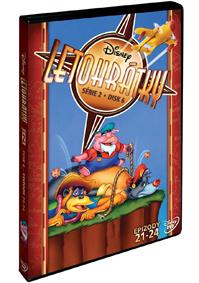 Letohrátky 2. série - disk 6. DVD