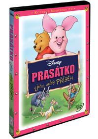 Prasátko a jeho velký příběh DVD