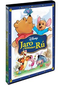 Medvídek Pú: Jaro s klokánkem Rú DVD