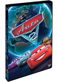 Auta 2. DVD