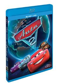 Auta 2. Blu-ray+DVD (Combo Pack)