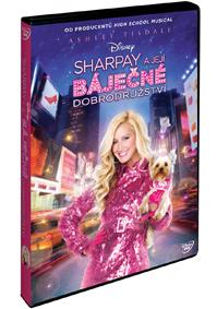 Sharpay a její báječné dobrodružství DVD