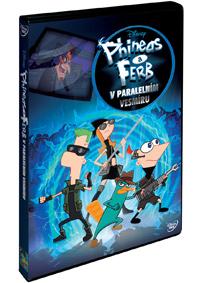 Phineas a Ferb v paralelním vesmíru DVD