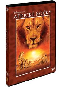 Africké kočky: Království odvahy DVD