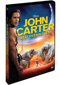 John Carter: Mezi dvěma světy DVD