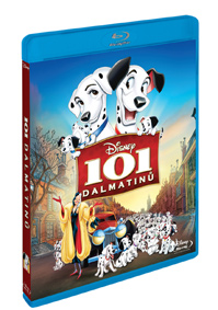 101 Dalmatinů DE Blu-ray