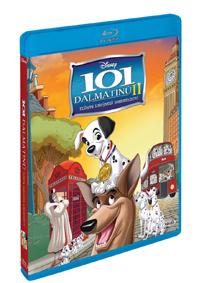 101 Dalmatinů 2: Flíčkova londýnská dobrodružství SE Blu-ray