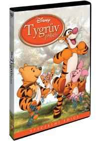Tygrův příběh SE DVD