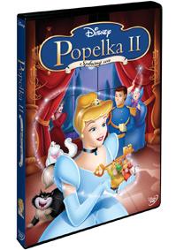 Popelka 2: Splněný sen SE DVD