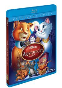 Aristokočky SE Blu-ray
