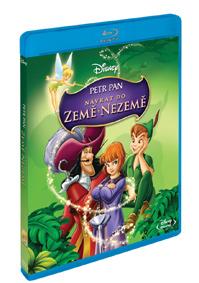 Petr Pan 2.: Návrat do Země Nezemě Blu-ray