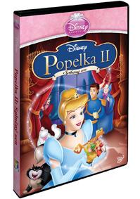 Popelka 2: Splněný sen S.E. - Edice princezen DVD