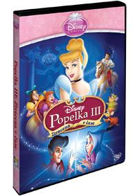 Popelka 3: Ztracena v čase S.E. - Edice princezen DVD