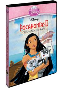 Pocahontas 2.: Cesta do nového světa - Edice princezen DVD