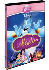 Aladin S.E. - Edice princezen DVD