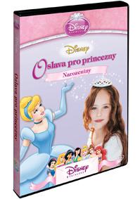 Oslava pro princezny: Narozeniny - Edice princezen DVD