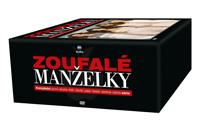Zoufalé Manželky boxset 1. - 8. série 59DVD