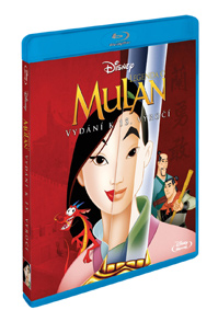 Legenda o Mulan Blu-ray