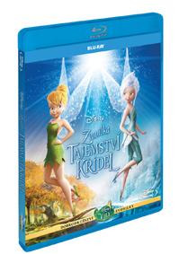Zvonilka: Tajemství křídel Blu-ray
