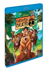 Medvědí bratři 2. Blu-ray