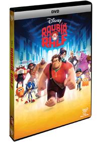 Raubíř Ralf DVD