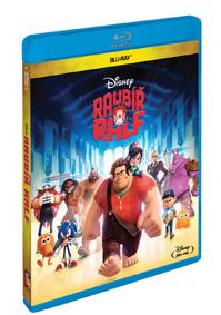 Raubíř Ralf Blu-ray