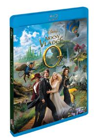 Mocný vládce Oz Blu-ray