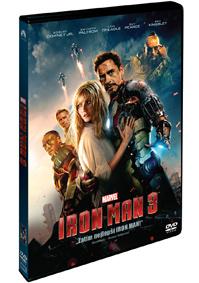 Iron Man 3. DVD