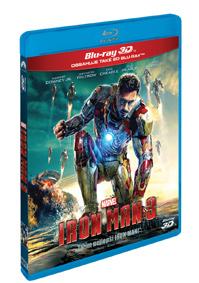 Iron Man 3. 2Blu-ray (3D+2D)