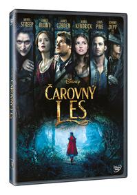 Čarovný les DVD