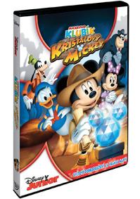 Mickeyho klubík: Křišťálový Mickey DVD