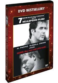 Insider: Muž, který věděl příliš mnoho - DVD bestsellery
