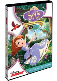 Sofie první: Připravená stát se princeznou DVD