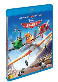 Letadla Blu-ray