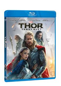 Thor: Temný svět Blu-ray