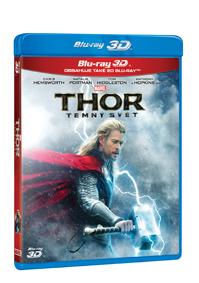 Thor: Temný svět 2Blu-ray (3D+2D)