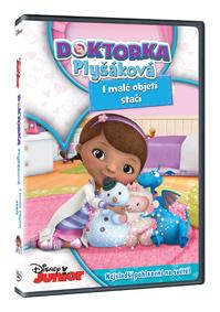 Doktorka Plyšáková: I malé objetí stačí DVD