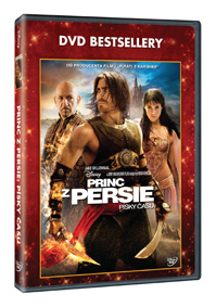 Princ z Persie: Písky času - Edice DVD bestsellery