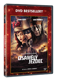 Osamělý jezdec - Edice DVD bestsellery
