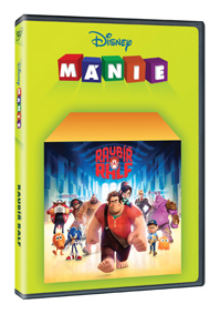 Raubíř Ralf - Edice Disney mánie DVD