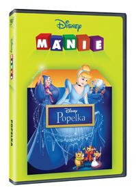 Popelka DE - Edice Disney mánie DVD