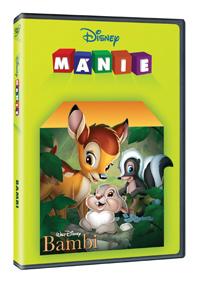 Bambi DE - Edice Disney mánie DVD