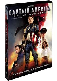 Captain America: První Avenger DVD