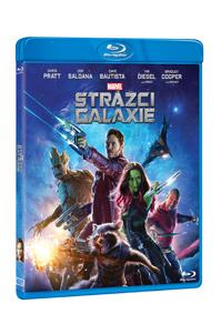 Strážci Galaxie Blu-ray