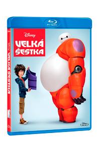 Velká šestka Blu-ray