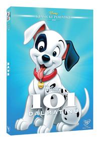 101 Dalmatinů DE - Edice Disney klasické pohádky DVD