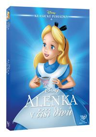 Alenka v říši divů SE - Edice Disney klasické pohádky DVD
