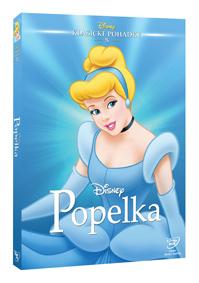 Popelka DE - Edice Disney klasické pohádky DVD